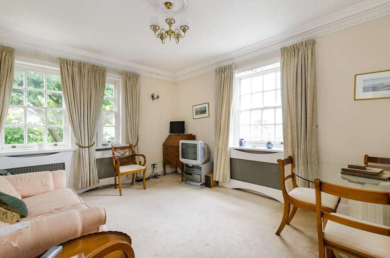 1 Bedroom Flat for sale in Draycott Place, Chelsea, SW3