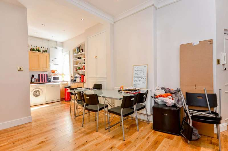 3 Bedrooms Flat for sale in Cromwell Road, Kensington, SW5