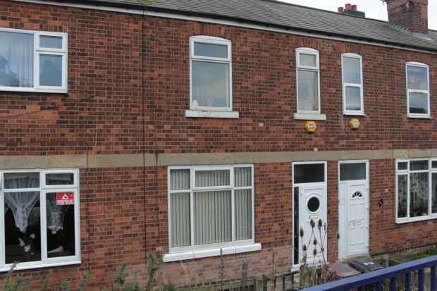 3 Bedrooms Terraced House for sale in Railway Cottages, Mansfield, Nottinghamshire, NG20 8SU