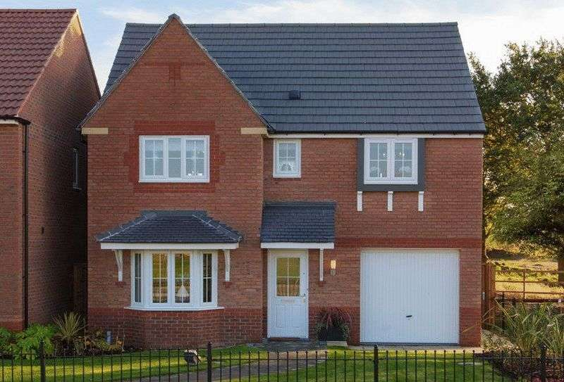 4 Bedrooms Detached House for sale in SOMERTON - Manor Farm, North Hykeham