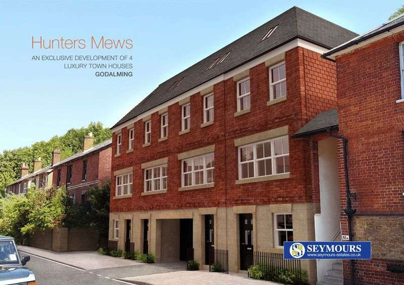 3 Bedrooms Property for sale in BRAND NEW Luxury House In Central Godalming. Build Completion December 2016.