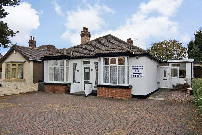 5 Bedrooms Detached Bungalow for sale in High Street, Chasetown, Burntwood