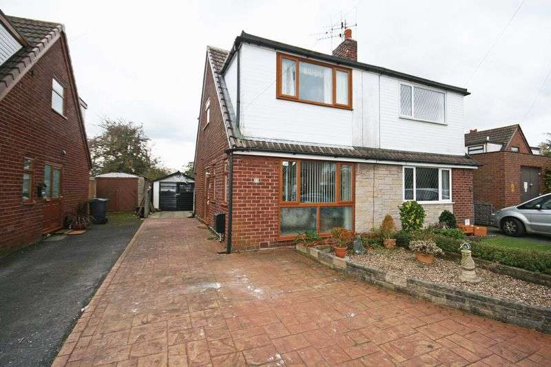 2 Bedrooms Property for sale in Coniston Avenue, Poulton-Le-Fylde