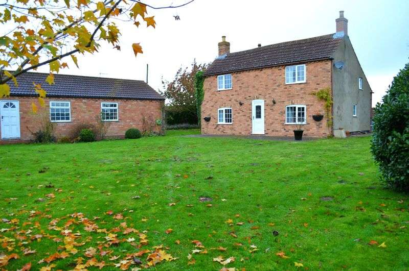 3 Bedrooms Cottage House for sale in Station Road, HARBY