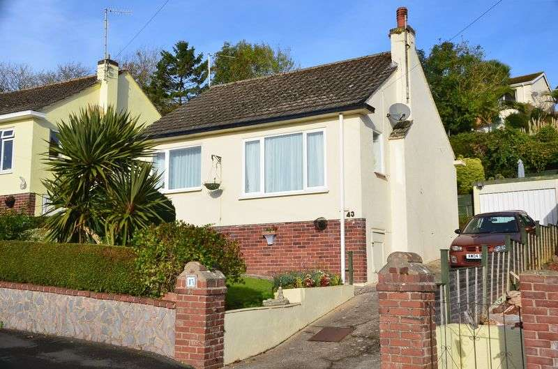 2 Bedrooms Bungalow for sale in CHURSTON WAY, BRIXHAM