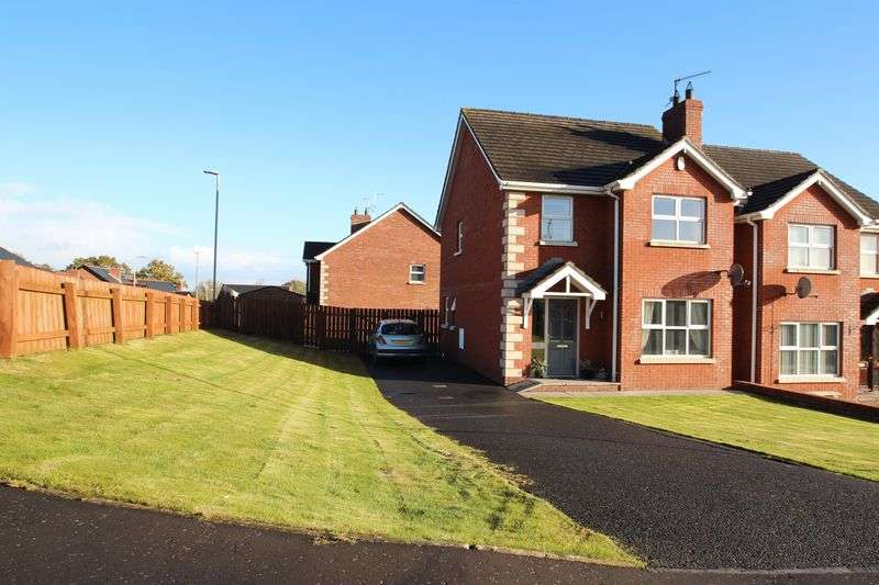 3 Bedrooms Semi Detached House for sale in 51 Moss View, Warringstown, BT66 7PA