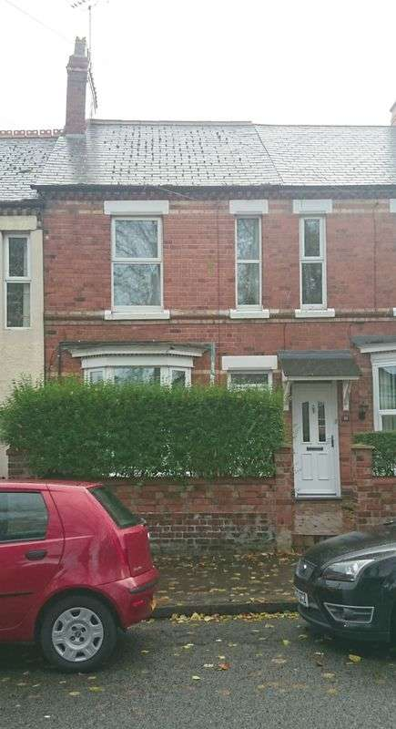 2 Bedrooms Semi Detached House for sale in Ruthin Road, Wrexham