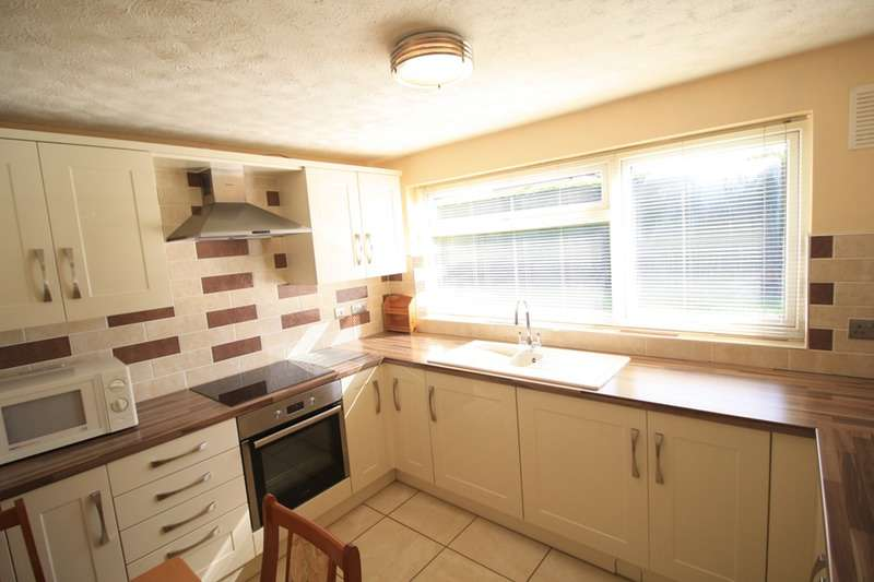 2 Bedrooms Flat for sale in Gresley Road, Coventry, Warwickshire, CV2