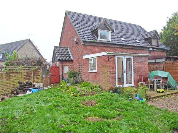 1 Bedroom Property for sale in Bennett Avenue, Elmswell, BURY ST. EDMUNDS IP30 9EX