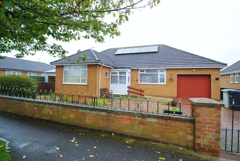 2 Bedrooms Bungalow for sale in Beresford Avenue, Skegness