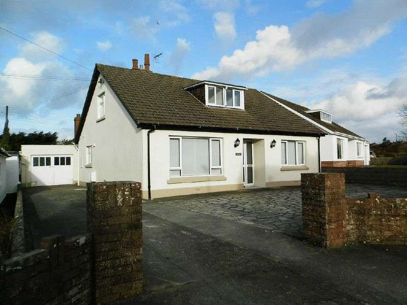 4 Bedrooms Detached Bungalow for sale in Cnwc-y-Dintir, Cardigan