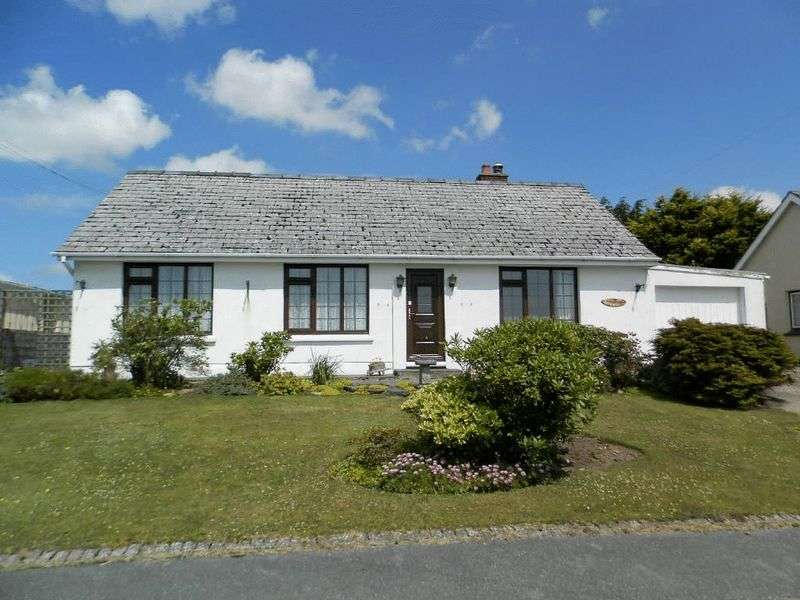 3 Bedrooms Detached Bungalow for sale in Tegryn, Llanfyrnach