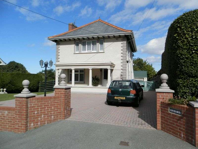 3 Bedrooms Detached House for sale in Tenby Road, Cardigan
