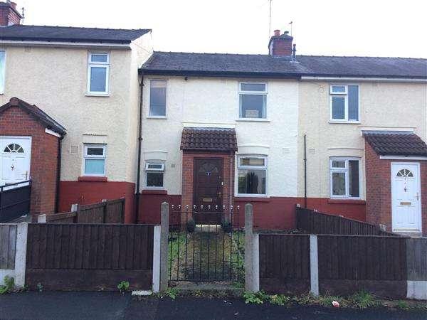 3 Bedrooms Terraced House for sale in Slade Street, Preston