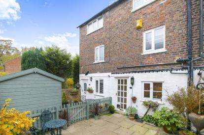 2 Bedrooms Terraced House for sale in Bluebell Lane, Tytherington, Macclesfield, Cheshire