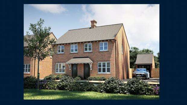 3 Bedrooms Semi Detached House for sale in Bakers Place, Woodley, Berkshire