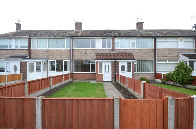 4 Bedrooms Terraced House for sale in Scafell Walk, Netherley, Liverpool, L27