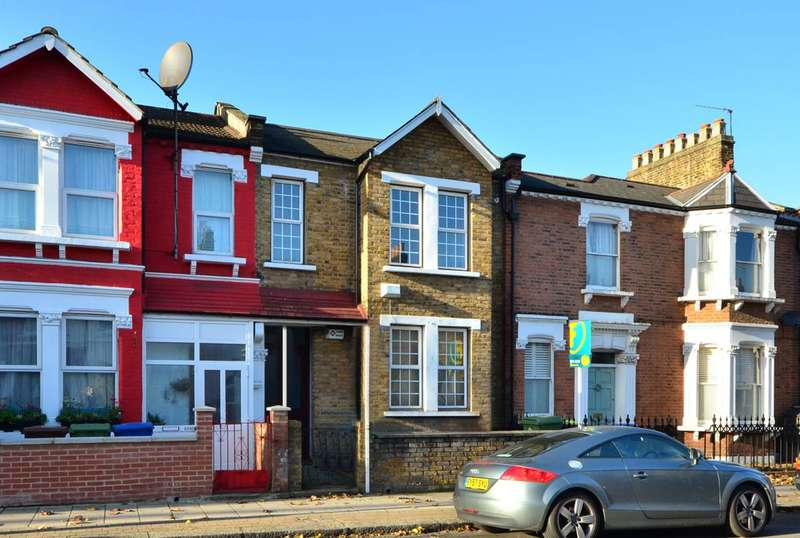 2 Bedrooms Flat for sale in Ivydale Road, Nunhead, SE15
