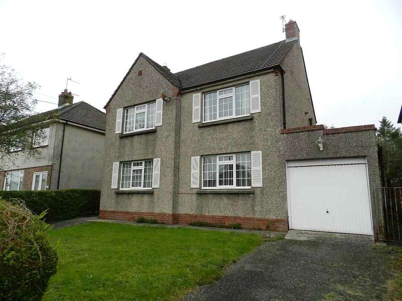 3 Bedrooms Detached House for sale in Queensway, Haverfordwest, Pembrokeshire