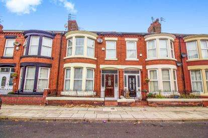 3 Bedrooms Terraced House for sale in Gorseburn Road, Liverpool, Merseyside, United Kingdom, L13