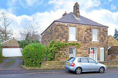 3 Bedrooms Detached House for sale in Main Road, Marsh Lane, Sheffield, Derbyshire