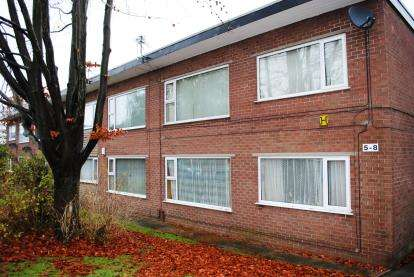 2 Bedrooms Flat for sale in Worcester Road, Cheadle Hulme, Cheadle, Greater Manchester