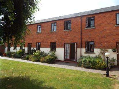 2 Bedrooms Terraced House for sale in Oversley House, Kinwarton Road, Alcester