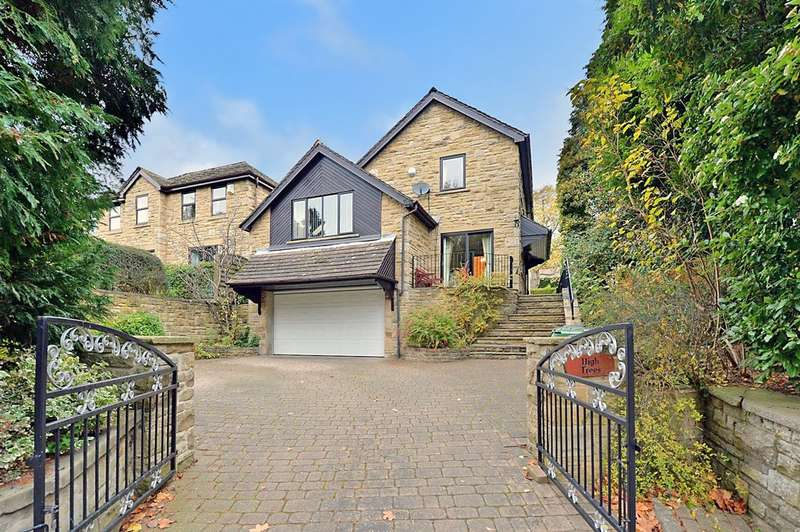 4 Bedrooms Detached House for sale in Oak Ridge, Wetherby, LS22