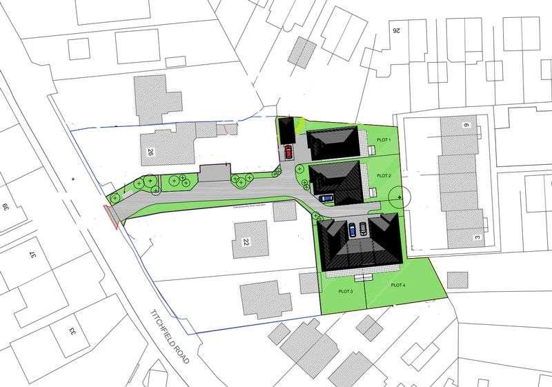 2 Bedrooms Detached Bungalow for sale in Village Court, Titchfield Road, Stubbington, Fareham