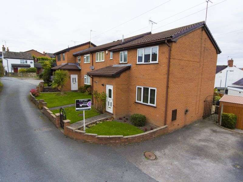 3 Bedrooms Terraced House for sale in Brynydd, Wrexham