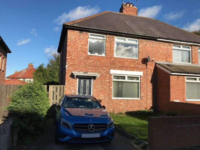 3 Bedrooms Semi Detached House for sale in Lilac Avenue, South Shields