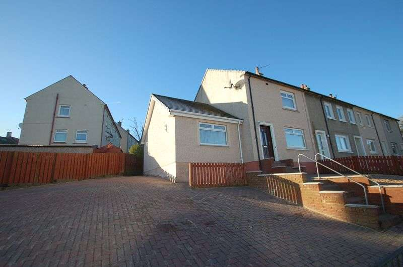 3 Bedrooms Terraced House for sale in Fairview Drive, Kirkfieldbank
