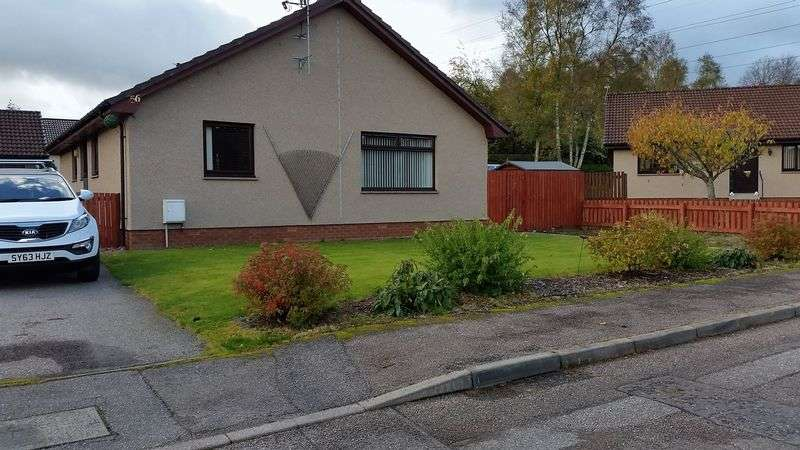 3 Bedrooms Bungalow for sale in Birch Drive, Dingwall