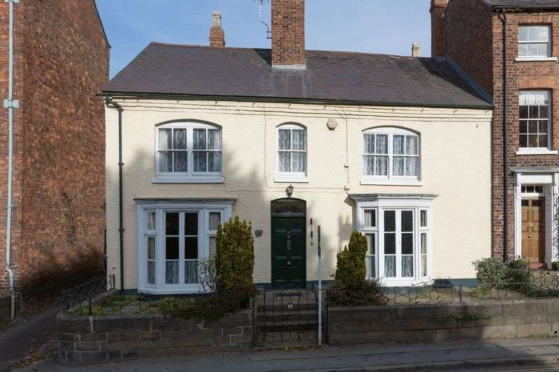 6 Bedrooms Detached House for sale in 19 Church Street, Ellesmere