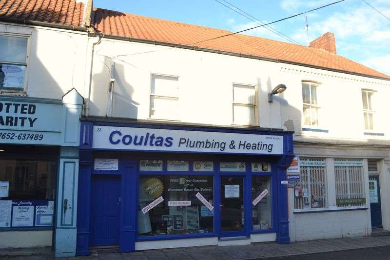 Property for sale in Fleetgate, Barton-Upon-Humber