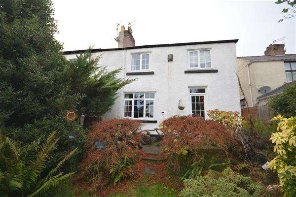 3 Bedrooms Semi Detached House for sale in Hillside Road, Heswall