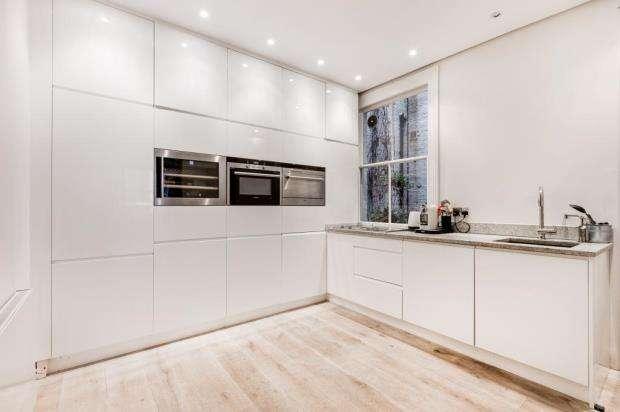 1 Bedroom Mews House for sale in Redfield Lane, London, SW5