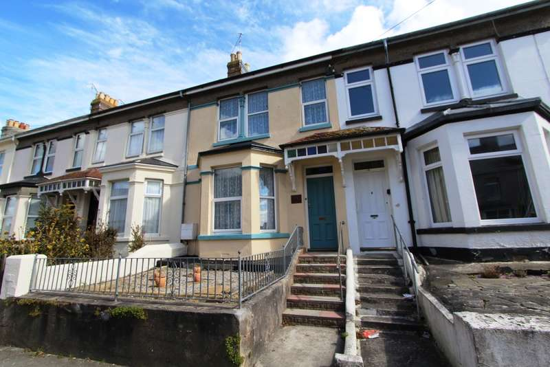 4 Bedrooms Terraced House for sale in Buller Road, Torpoint