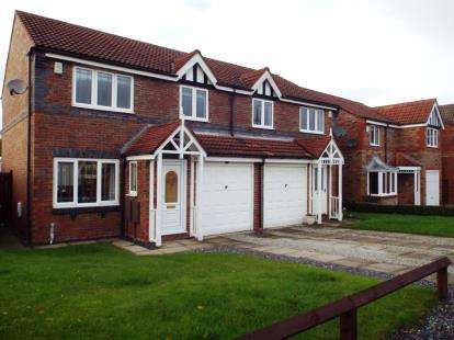 3 Bedrooms Semi Detached House for sale in Cottonwood, Houghton-Le-Spring, Tyne and Wear, DH4