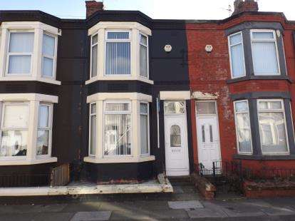 3 Bedrooms Terraced House for sale in Hahnemann Road, Liverpool, Merseyside, L4