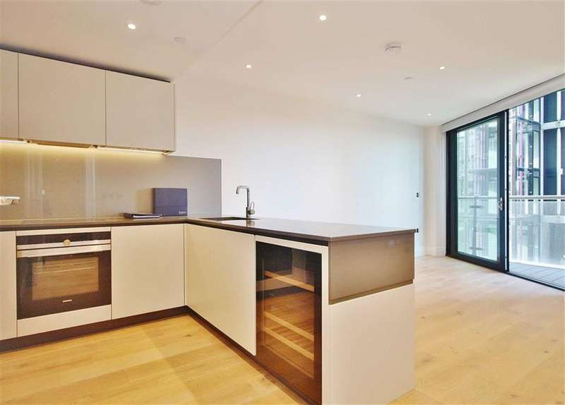 2 Bedrooms Property for sale in Four Riverlight Quay, Nine Elms, London