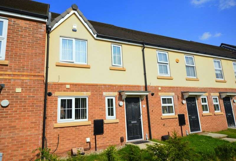 3 Bedrooms Terraced House for sale in Parbrook Road, Huyton