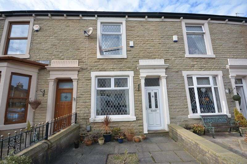 2 Bedrooms Terraced House for sale in Hornby Street, Oswaldtwistle