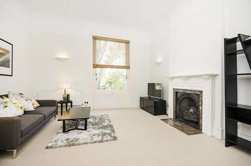 2 Bedrooms Flat for sale in Maida Avenue, Maida Vale, W2
