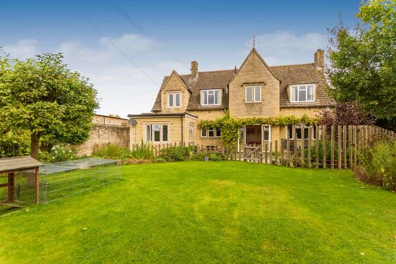 4 Bedrooms Detached House for sale in Queens Lane, Eynsham