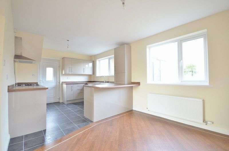 3 Bedrooms Semi Detached House for sale in Brierydale, workington