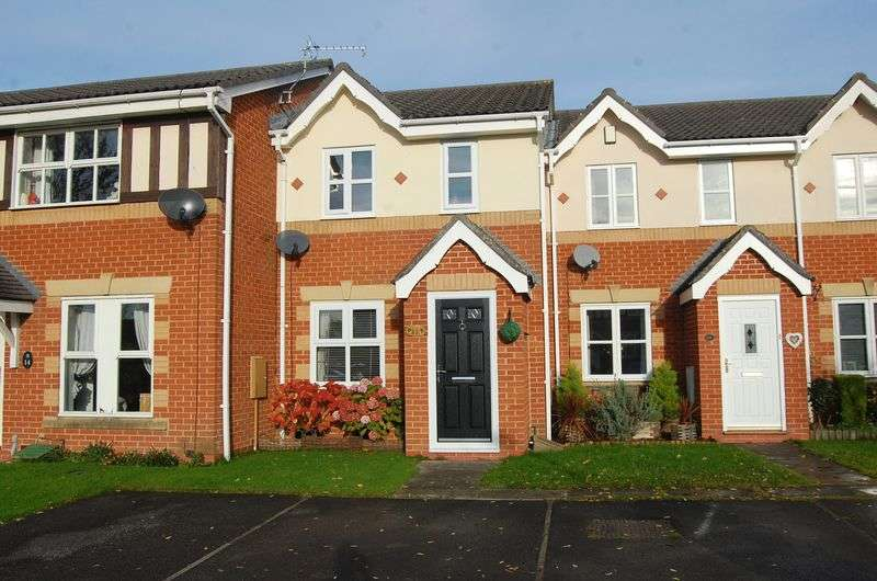 2 Bedrooms Terraced House for sale in Bramblefields, Northallerton