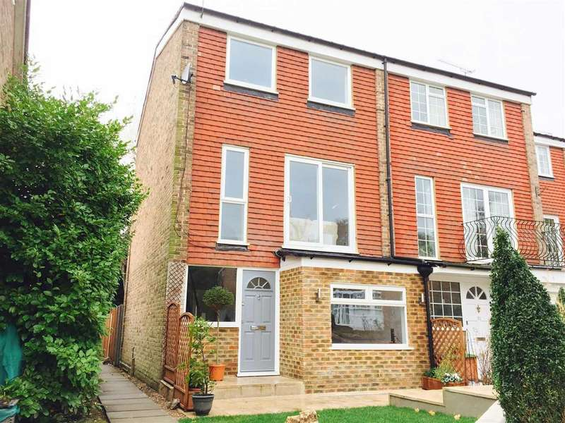 3 Bedrooms End Of Terrace House for sale in Acacia Close, STANMORE, Stanmore