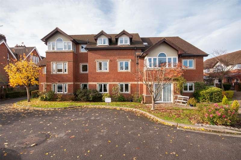 2 Bedrooms Retirement Property for sale in Ashfields, 26-30 Alma Road, Reigate, Surrey, RH2