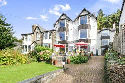 12 Bedrooms Hotel Commercial for sale in Llanrwst Road, Betws-Y-Coed, Conwy, North Wales, LL24